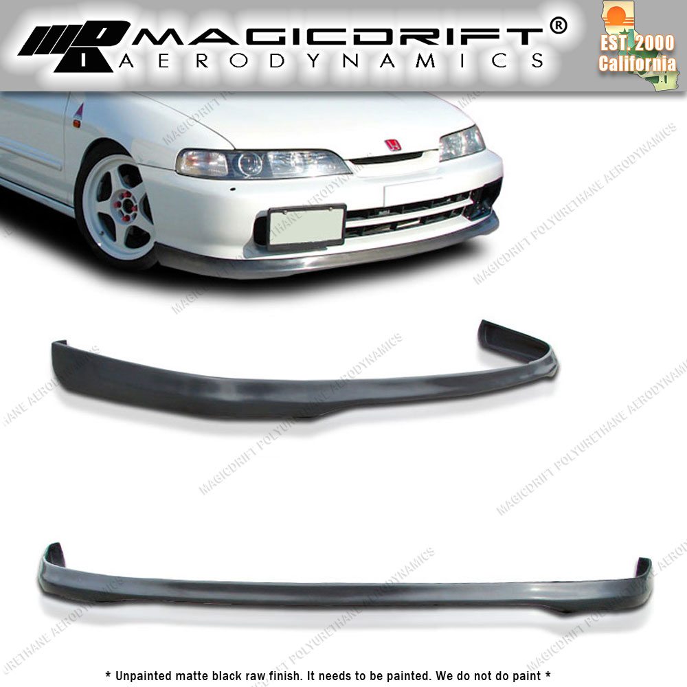 for 94-97 acura integra dc2 jdm honda front-end - bumper lip