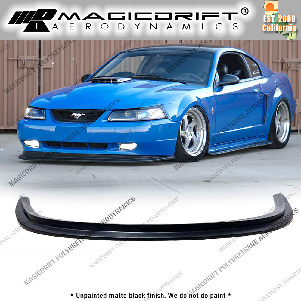 For New Edge 99-04 Ford Mustang MDA Cobra Style Front Chin
