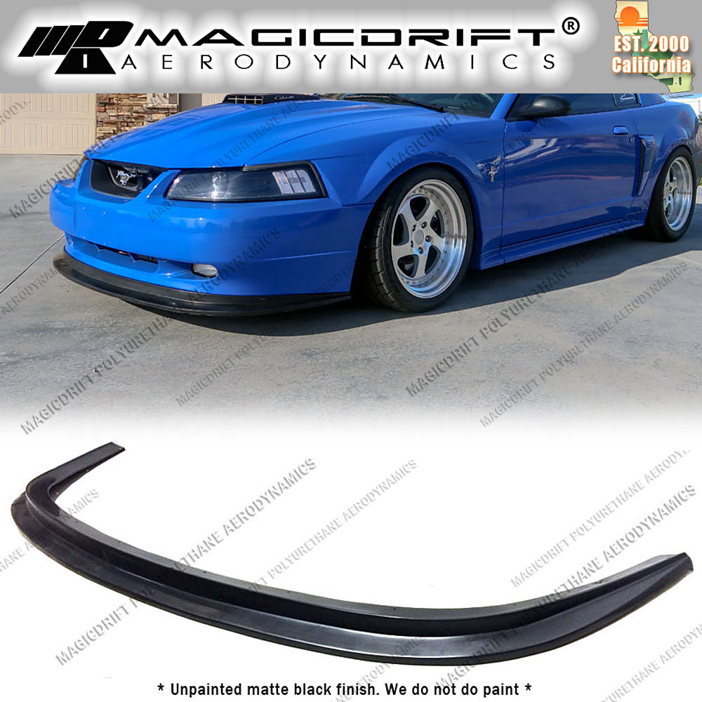 99 Ford Mustang: For New Edge 99-04 Ford Mustang MDA Cobra Style Front Chin