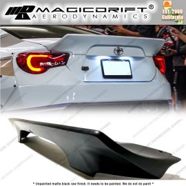 13-20 Subaru BRZ / Scion FRS / Toyota GT86 86 RB V3 Style Rear Trunk Spoiler