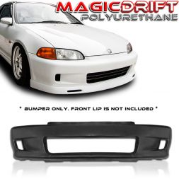92-95 Honda Civic WC Style Front Bumper Cover Replacement