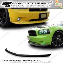05-10 Dodge Charger OE Style Front Bumper Chin Spoiler Lip