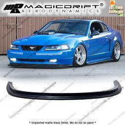 99-04 Ford Mustang MDA Style Front Bumper Chin Spoiler Lip - SOLD OUT - ETA 08-15-21