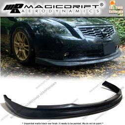 07-09 Nissan Altma Coupes MDP Style Front Bumper Chin Spoiler Lip