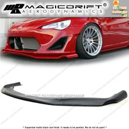 13-15 Scion FRS RB Style Front Bumper Chin Spoiler Lip