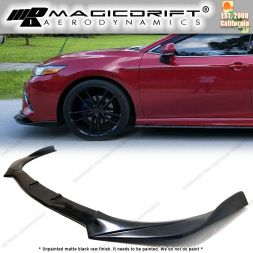 18-20 Toyota SE/XSE Camry GT Style Front Bumper Lip