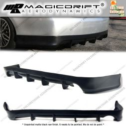 07-11 Toyota Camry DF Style Rear Bumper Lip