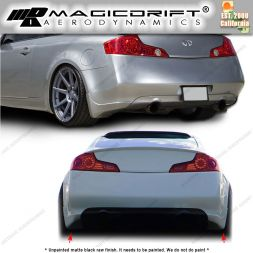 Universal fit SG Style Rear Bumper Side Splash Guards