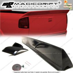 94-04 Chevy S10 WW Style Rear Tailgate Cap Spoiler