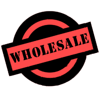 Wholesale Program Available